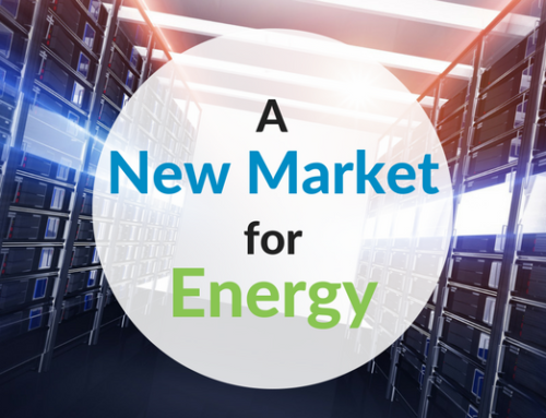 A New Market for Energy: Exciting Possibilities Offered by Distributed Ledger Technology
