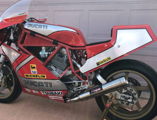 Our TT 1000 Racer Uses 36mm SmartCarbs, Not Fuel Injection